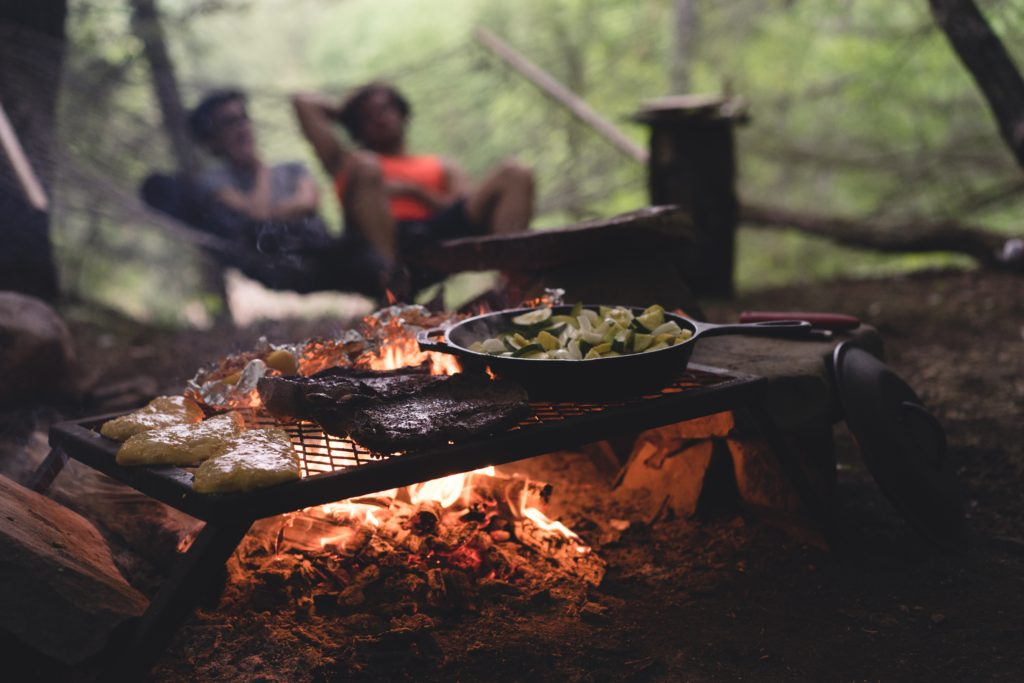 How To Cook Over a Camp Fire | UCO Gear
