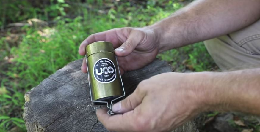 brass candle lantern review