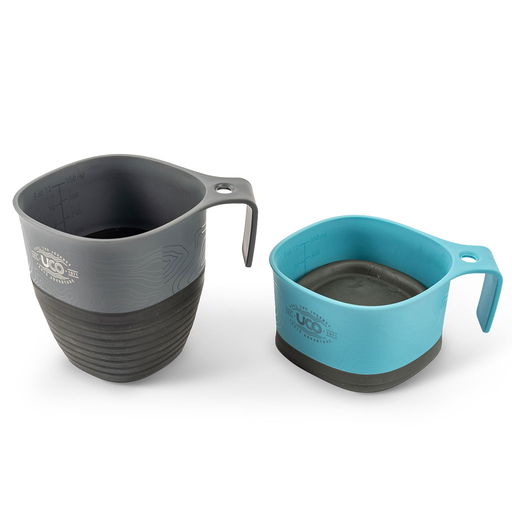 collapsible backpacking Cup