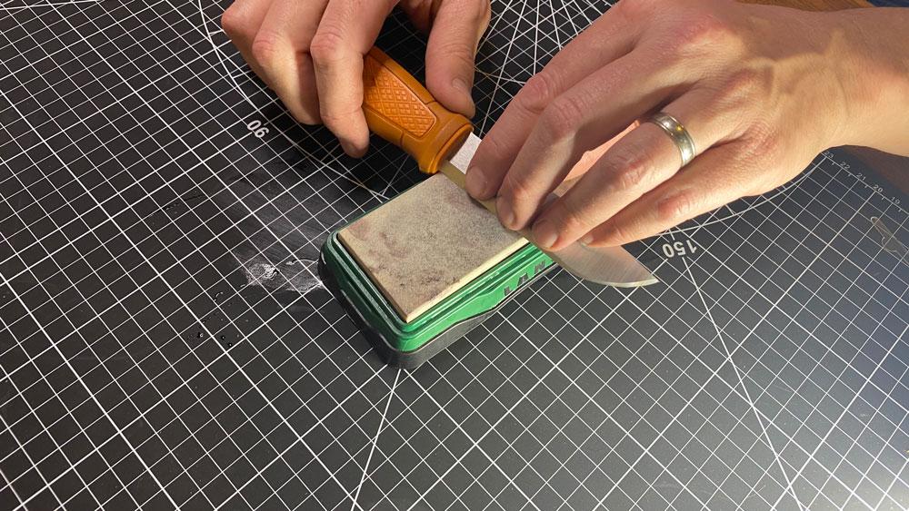How to sharpen Morakniv knives