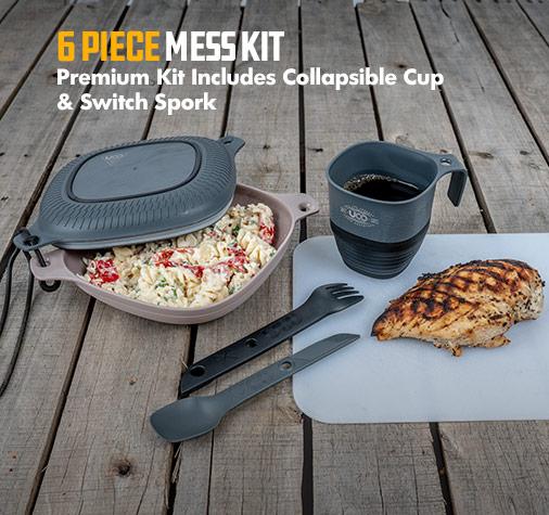 UCO 6 Piece Mess Kit